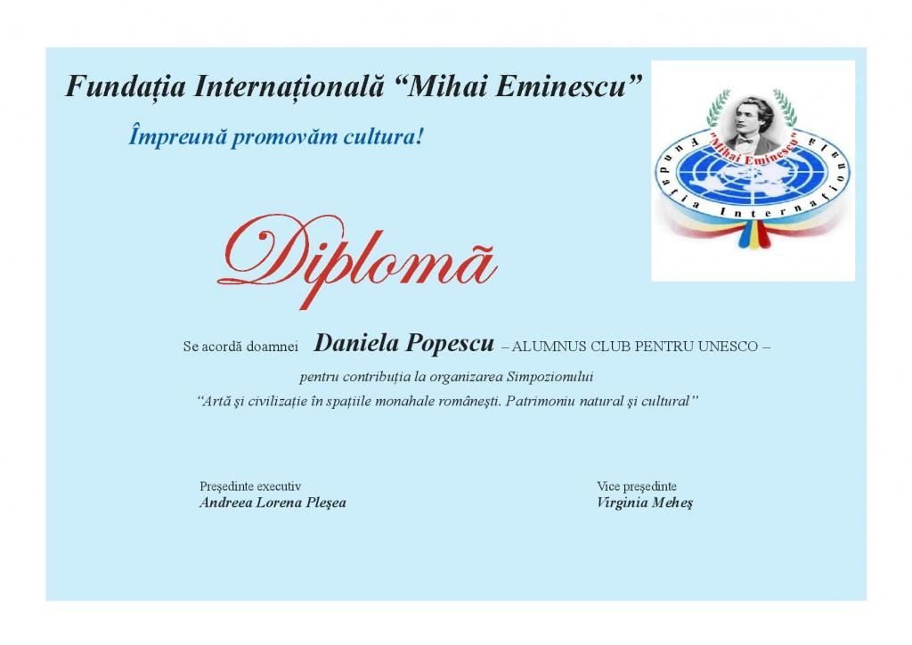 Fundatia Internationala Mihai Eminescu