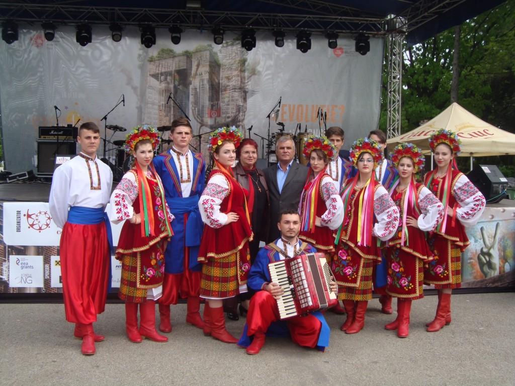 Ucrainenii 2 grup