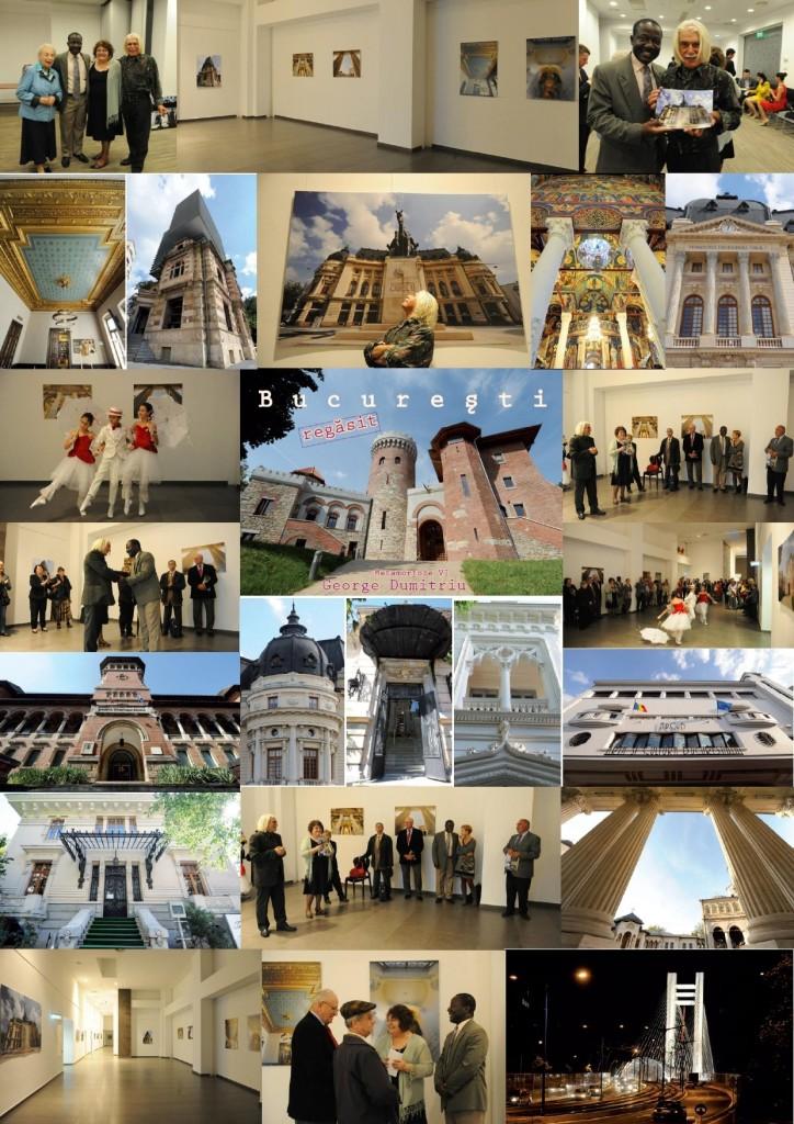 expozitie de fotografie , George Dimitriu eveniment sposorizat de ARCUB si Consiliul Municipiului Bucuresti