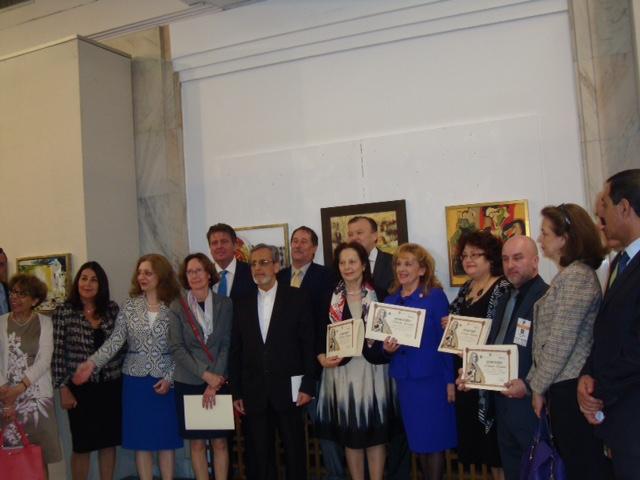 Grup diplome Cantemir